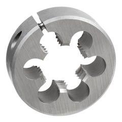 """Sutton M405 Button Dies - MF - 2"""" Diameter Thread Size 24 mm x Pitch 2"""