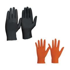 Pro Choice Disposable Nitrile Powder Free, Heavy Duty Gloves (Qty x 100)