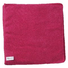 Oates Value M/Fib Cloths Red (Pack of 10)
