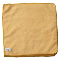Oates Value M/Fib Cloths Yellow (Pack of 10)