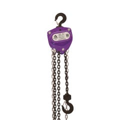 Beaver 3S Industrial Manual Chain Blocks with Overload Protection (6m Standard Lift)