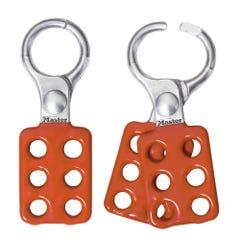 Master Lock Safety Lockout Hasp Aluminium 25mm