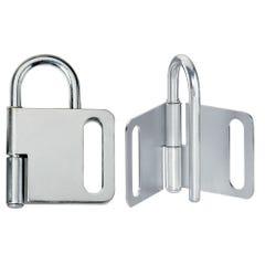 Master Lock Safety Lockout Hasp Heavy Duty Steel – 4 Lock