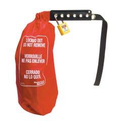 Master Lock Nylon Oversized Plug & Control Lockout 355mm x 914mm