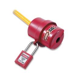 Master Lock Zenex™ Plug Lockout Small – 120 & 240 Volt Plugs