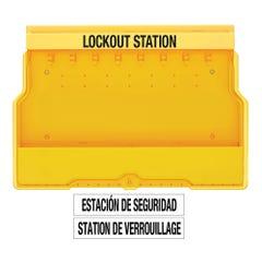 Master Lock Padlock Stations - Lock Station Case Only