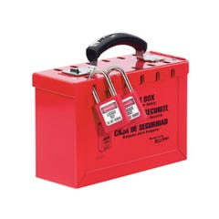 Master Lock Latch Tight™ Group Lock Boxes - Portable