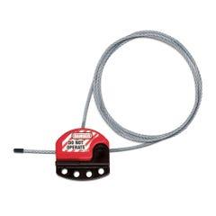 Master Lock Zenex™ Adjustable Cable Lockout 0.9m