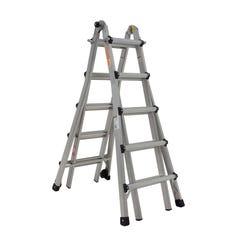 Gorilla 1.7-2.8m Aluminium Mighty 19 Multi-Purpose Ladder 120kg