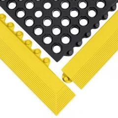 Rubber Matting 24/Seven Edge Strio - Yellow