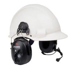3M PELTOR WS Communications Headset XP (Bluetooth®) MT53H7P3EWS5, Hard Hat Attached