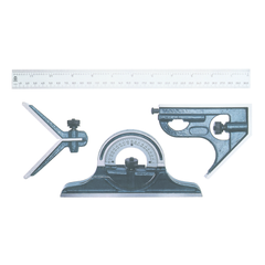 """Spear & Jackson Moore & Wright Combination Set 300mm/12"""""""