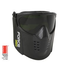 Force 360 Guardian Safety Goggles and Visor Combo