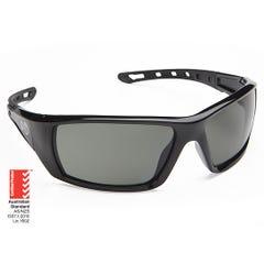 Force 360 Mirage Polarised Safety Glasses Black
