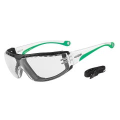 Scope Optics Super Maxvue +2 Diopter Magnifying Safety Glasses