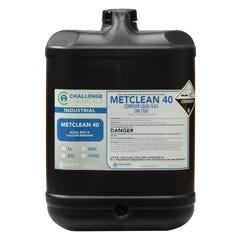 Challenge Chemicals Metclean 40 (H10) Phosphoric Based Cleaner 25L