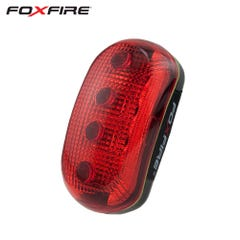 Foxfire Mini Personal Safety Lights Red 3 Flash Patterns