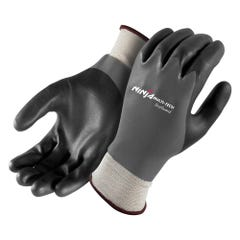 Ninja Multi-Tech Dry Guard Black/Grey Glove