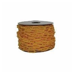 Accumax Global Plastic Chain – Yellow – 8mm x 40m Roll