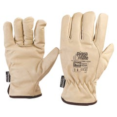 Pro Choice Riggamate Lined Glove - Pig Grain Leather Large