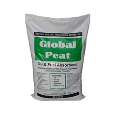 Spill Crew Global Peat Oil And Fuel Absorbent 28l