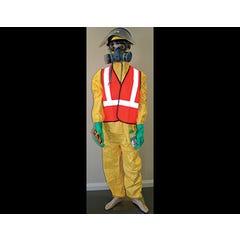 Spill Crew Hazardous Liquids Ppe Pack For Hazchem Spill Kits