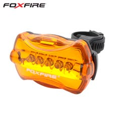 Foxfire Personal Safety Light Red 6 Flash Patterns