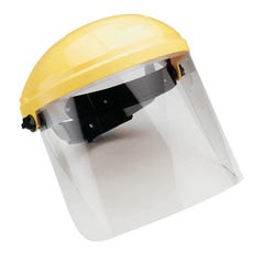Cigweld Faceshield Complete Polycarbonate High Impact - Clear