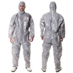 3M Protective Coverall 4570 3XL Grey