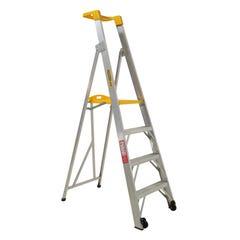 Gorilla 1.2m 120kg Compact Platform Ladder
