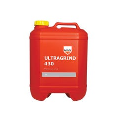 Rocol Ultragrind 430 – A nitrate free, synthetic, water mix synthetic grinding fluid 20Ltr