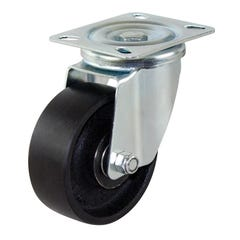 Richmond 100mm Cast Iron Wheel 200kg Capacity Castor