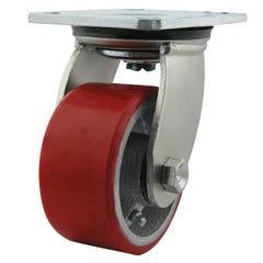 Richmond 100mm Poly Ci Wheel 250kg Capacity Castor
