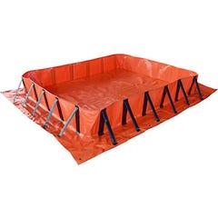 Spill Crew Collapsible Bund 2.4m X 2m – 1680l