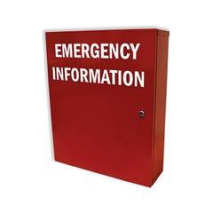 Spill Crew Emergency Manifest Box