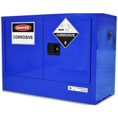 Spill Crew Corrosive Substances Safety Cabinet 100l