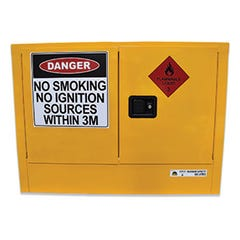 Spill Crew Flammable Goods Storage Cabinet 100l