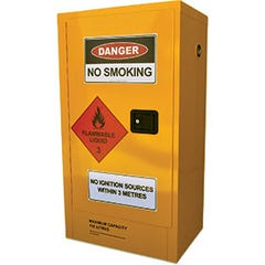 Spill Crew Flammable Goods Storage Cabinet 110l