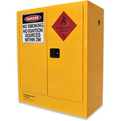 Spill Crew Flammable Goods Storage Cabinet 160l