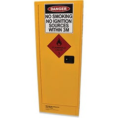 Spill Crew Flammable Goods Storage Cabinet 170l