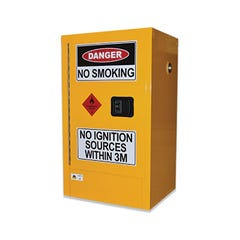 Spill Crew Flammable Safety Storage Cabinet – 60l