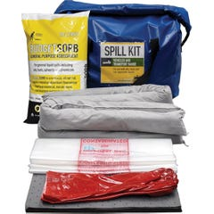 Spill Crew Spill Kit - Vehicles And Transport General Purpose Up To 58l