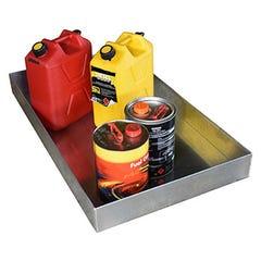 Spill Crew Metal Drip Tray – Medium