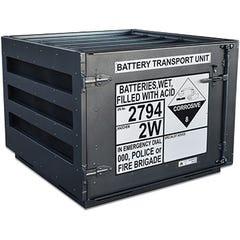 Spill Crew Battery Transport Unit
