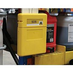 Spill Crew Safety Document Storage Holder – Polyethylene