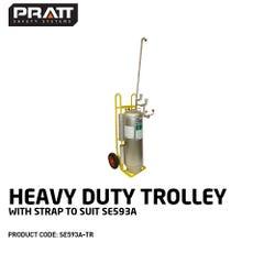Pratt Heavy Duty Trolley With Strap To Suit SE593A