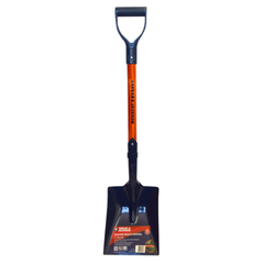 Spear & Jackson County Timber Square Mouth Shovel D Handle