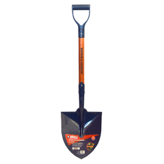 Spear & Jackson County Timber Round Mouth Shovel D Handle