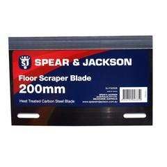 Spear & Jackson Floor Scraper Blade 200mm