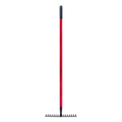 Spear & Jackson 16 Tooth Soil Rake with Fibreglass Handle